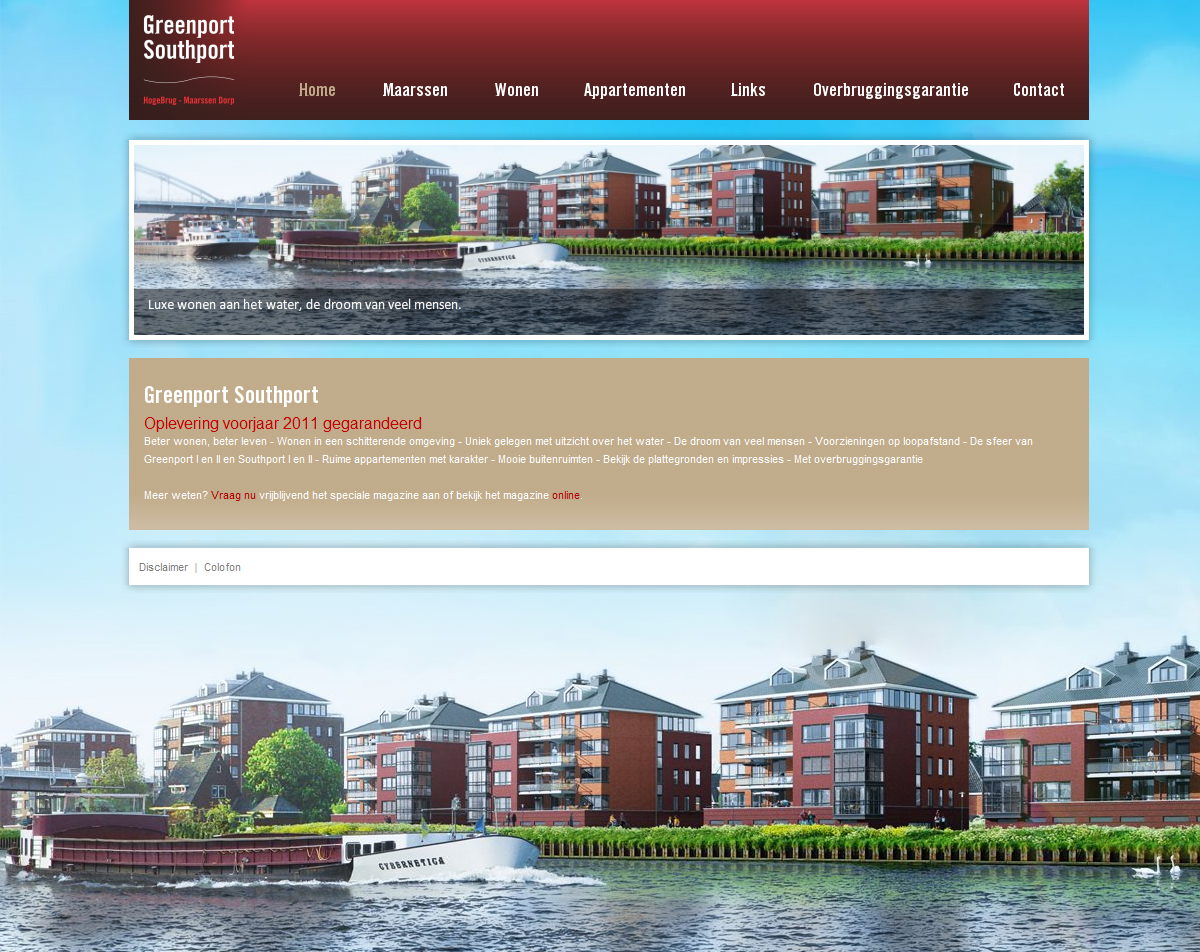 Project: Greenport Southport